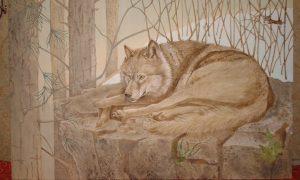Wolf Texture